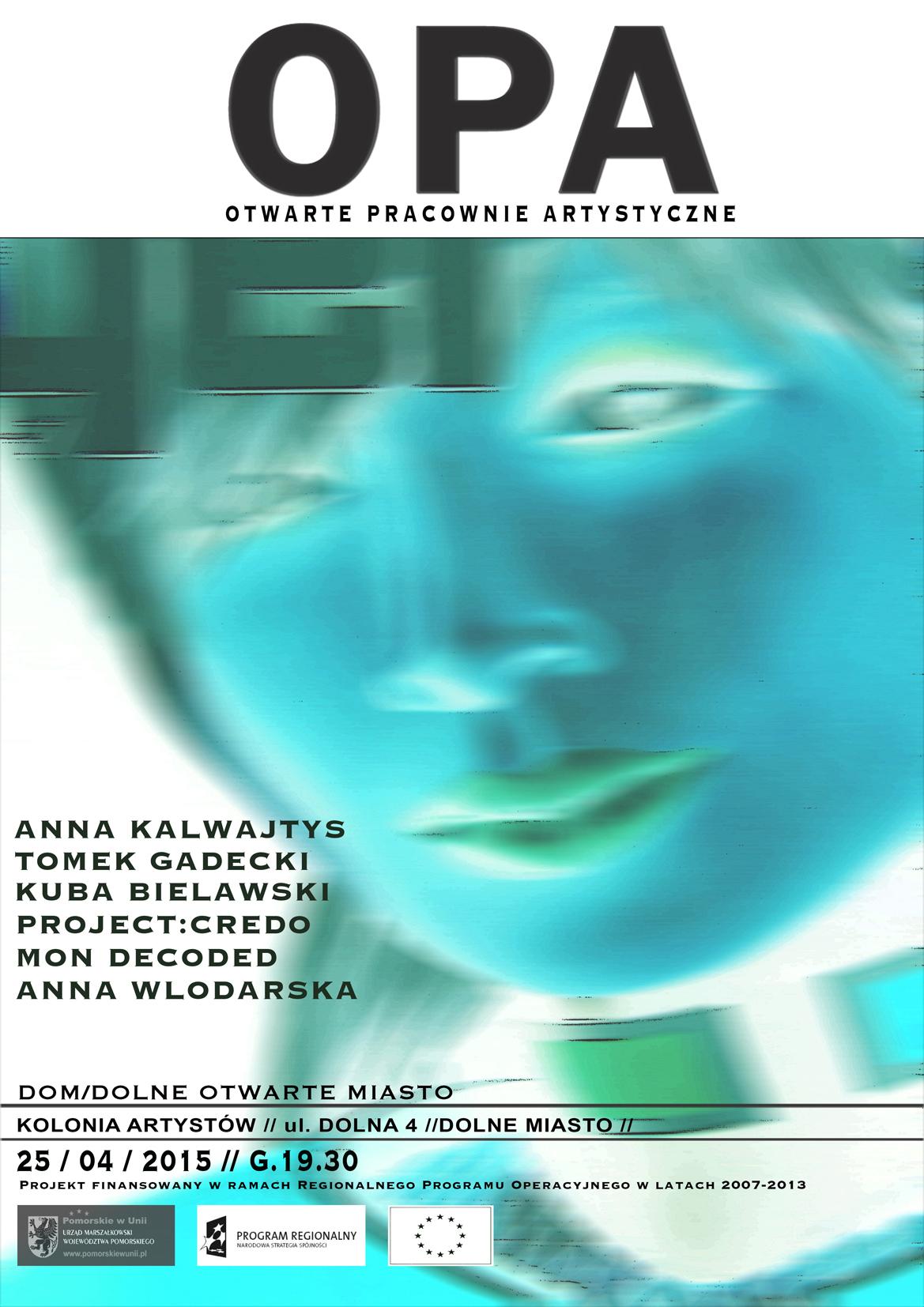 Plakat OPA6